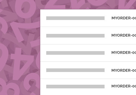 دانلود افزونه ی وردپرس شماره گذاری منظم و ترتیبی برای سفارشات در ووکامرس