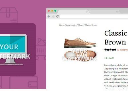 دانلود افزونه ی وردپرس اضافه کردن واترمارک به تصاویر محصولات در ووکامرس