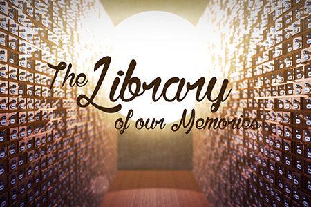 پروژه آماده افترافکت کتابخانه خاطرات